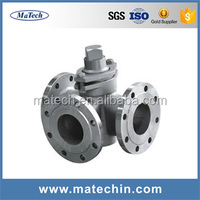 Good Quality Long Stem Cf8m 3 Inch Stainless Steel Food Grade Sanitary Ball Valve
