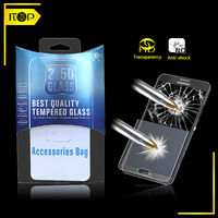 For Samsung Galaxy S4 zoom 9H anti scratch smart phone tempered glass screen protector