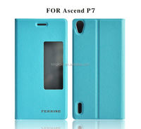 Continual hot sale smart cell phone case for huawei ascend p7
