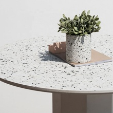 Unique design terrazzo table top home <strong>furniture</strong>