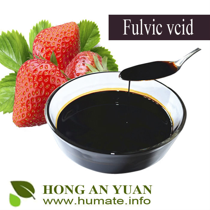 Humic acid organic Regulator foliar Liquid