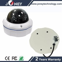 Security vandelproof dome IP Camera onvif