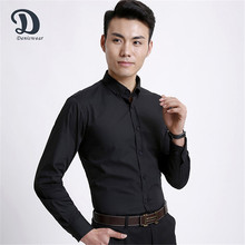 Lastest design best quality mens casual business cotton shirt