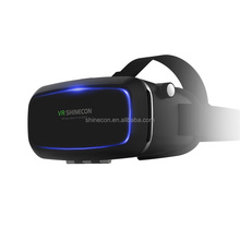 Shinecon 2017 wholesale alibaba classic style virtual reality vr headset, 3d vr glasses