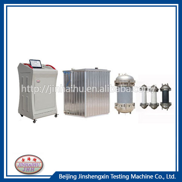 High quality tubing pressure testing machine