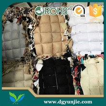 China Dongguan selling breathable thick foam bra scrap