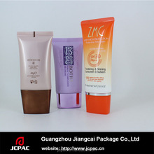 filling machine whitening cream plastic tube, plastic tube cosmetic