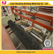 Moisture proof gypsum ceiling board laminating plant/machinery