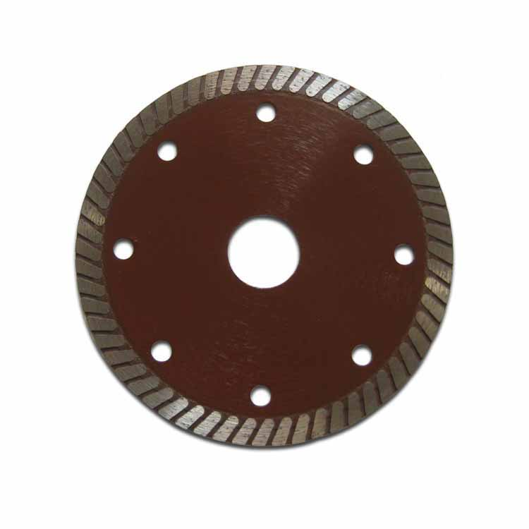 Circular Tubor Segment Granite Cutting Diamond Saw Blade
