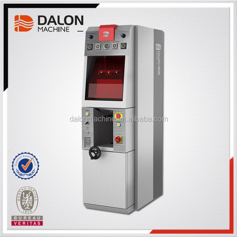 Dalong C3 Shoe sole attaching machine leather shoe making machines