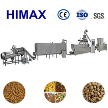 Top quality floating fish feed pet food production line with direct factory price.