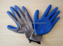 JIE'ERHUI latex rubber knitted hand gloves