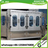 PLC control Alibaba top supplier automatic 3 in 1 water filling machine