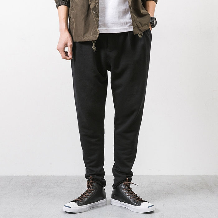 Sport Pants Men Hip Hop Tapered Jogging Cargo Pants