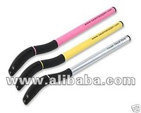 School pens Swanneck logic pen yellow barrel x10