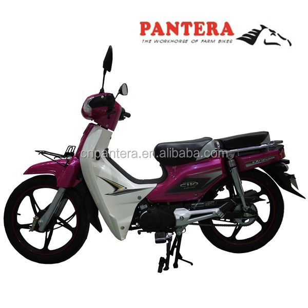 PT110-C90 Chongqing Good Quality 90cc 100cc 110cc Cub Type Gasoline Powered New C90 Motorcycles