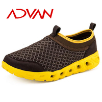 2016 Hot Sale Man Breathable Mesh Shoes Sport Beach Shoes for Summer 39-44 Size Online Wholesale