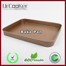 Non-Stick Bakeware Set Oven Crisper Pizza Tray Roasting Loaf Muffin Square 2 Round Cake Baking Pans