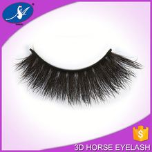 China Manufacture Lash 100% Horse Hair Eyelash