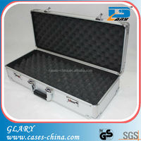 Military aluminum army tactical Gun case