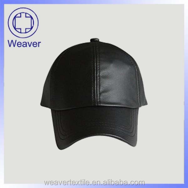 2105 Design Mainland China Custom Leather Baseball Hat / Wholesale No Brand Baseball Caps Bulk