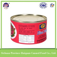 Buy wholesale direct from china sliced stewed pork