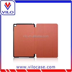 Ultra Slim-Fit Smart flip leather Cover for iPad mini 4