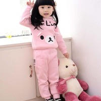 CB10033 new design children clothing sets girls casual suits