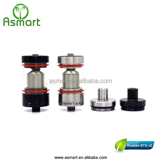 The russian 91% atomizer clone the russian big rba/rda atomizer clone the russian 91%v2 kayfun 3.1