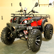 4 Wheeler Chain Drive Automatic Farm ATV 200CC with 12inch Alloy Wheel