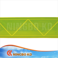 Higher 3m Clear Reflective Tape Fabric
