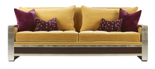Hotel furniture for sale fabric curved sofa