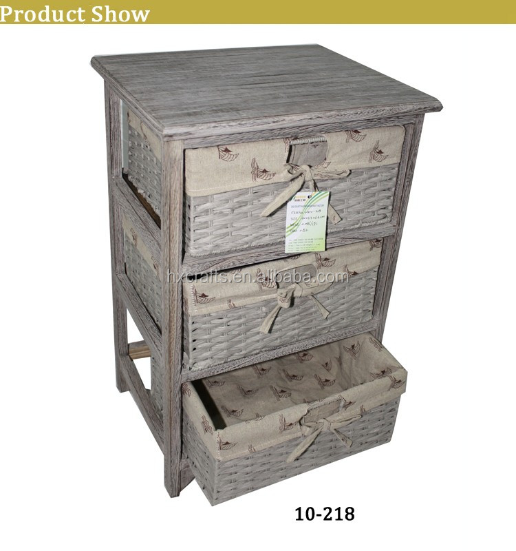 Wholesale Distressed Furniture Antique Chest Drawers