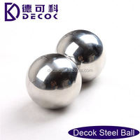 "9.795mm 29/64 13/32"" grade20 carbon steel ball inch bearing chrome with soft"