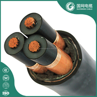 36kv MV Steel Wire Armoured PVC Insulated Kenya Wire Cables 3 cores 25 35 50 70 95 120 sq mm