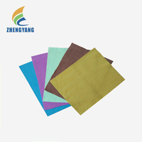 Super Absorbent Spunbond Nonwoven Wipes Microfiber Rough Wipes With Cellulose Nonwoven Cleaning Wipes