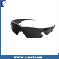 HD 1080p Sunglasses Camera, Wireless Video Glasses, Sunglasses Polarized
