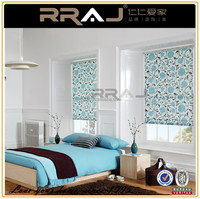 Sunscreen fabric curtain / Project blackout motorized roller blinds