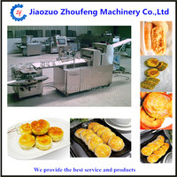 automatic high performance pies cake making machine