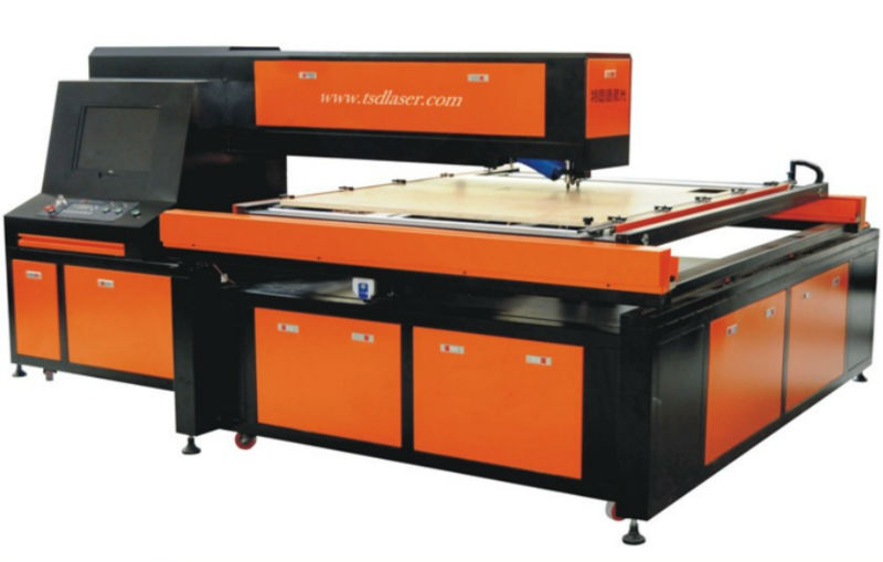 CNC CO2 laser die cutting boards machine for die making