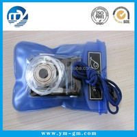 Custom high quality waterproof camera pvc bag