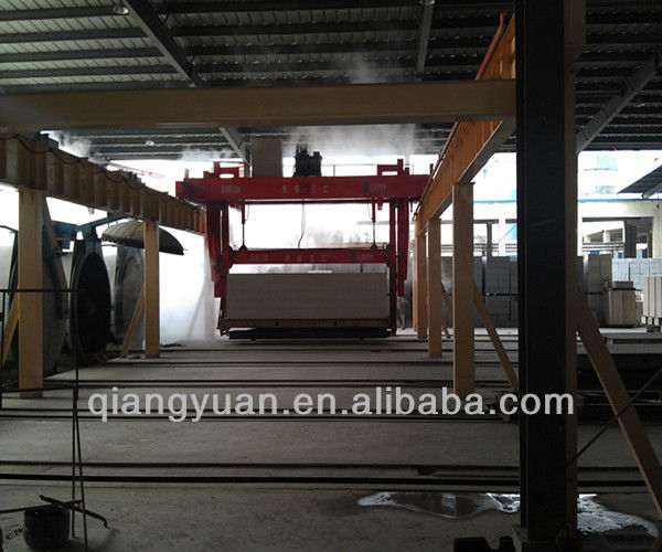 The high precision Flyash brick moulding aac machines made in China