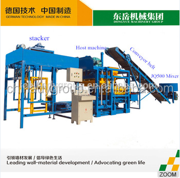 made-in-China QT4-25 hallow block moulding machine price