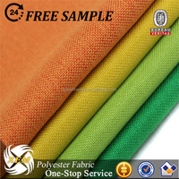 High quality cheap waxed linen fabric