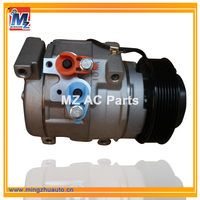 Wholesale Electric Compressor R134A For Toyota Land Cruiser / Prado 3.0 2006
