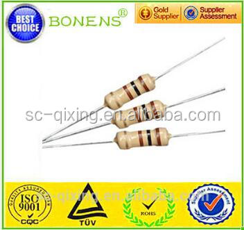 Carbon film bulk&tape packing 5w variable resistor 10k ohm 20km