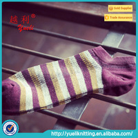 Old fashion fancy young men menufacture in Datang yiwu socks