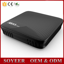 Android Tv Box 7.0 16Gb 3Gb Bluetooth 4.1 Hs Kodi17.0 M8S Pro Satellite Receiver Android New Arrival Smart Tv Box