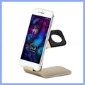 Universal Cell Phone Stand Desktop Tablet Holder Stand for Apple Watch 2 in 1