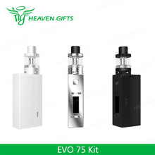 Acción grande Capacidad 2 ml Tanque Aspire <span class=keywords><strong>Atlantis</strong></span> EVO EVO75 Kit VS Hookah